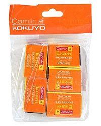 Camlin Kokuyo Exam Sharpener - Pack of 5