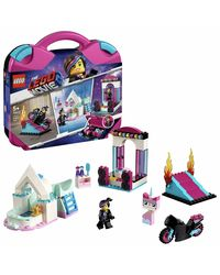 Lego Movie 2 Lucy'S Builder Box Building Blocks, Age 5+