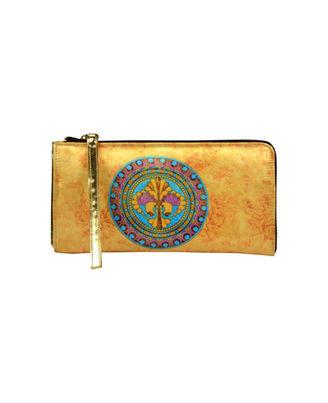 Wallets And Clutches: W01-62, multicolour, multicolour