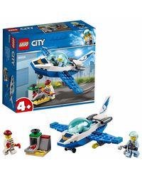 Lego Sky Police Jet Patrol Building Blocks, Age 4+