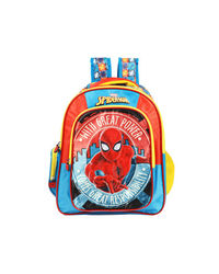 Spiderman Red & Blue Soft Bag 46 cm