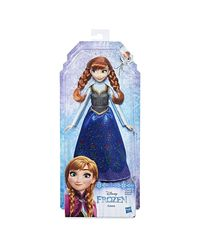 Frozen Classic Anna Fashion Doll, Age 3+