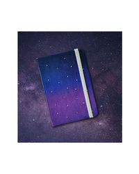 The Night Sky Notebook, blue