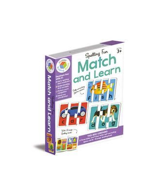 Building Blocks Spelling Fun Match And Learn, na