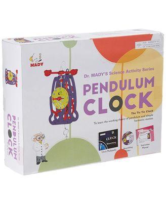 Dr. Mady Pendulum Clock Making Kit, Age 6 To 8 Years