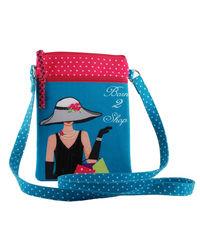 Born To Shop Sling Bag