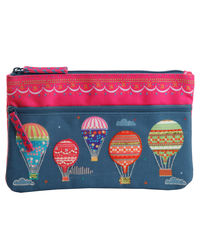 High On Happiness Two Zip Pouch