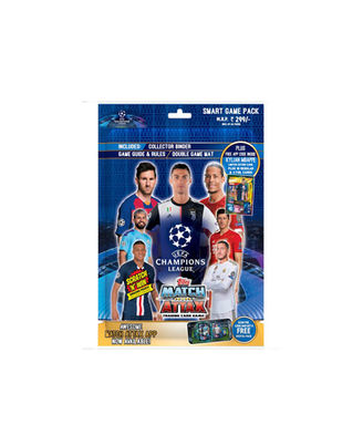 Uefa Cards 2019 - 20 Game Pack, Age 5+