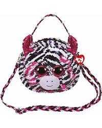 TY Soft Toys: Zoey - Sequin Shoulder Bag, AGE 3+