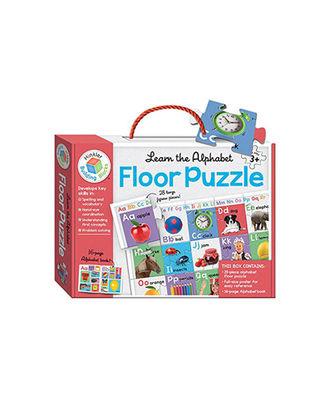 Building Blocks Learn The Alphabet Floor Puzzle, multi