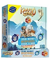 Kaadoo Board Game Combo High & Mighty, Age 6+