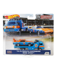 Hot Wheels Team Transport Cars Asst 2021 Mix, Age 3 To 5 Years