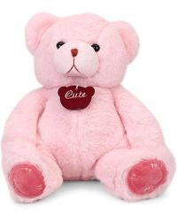 Starwalk Teddy: Cute 27Cm Pink, Age 3 To 5 Years