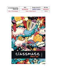 Classmate Pulse Notebook Single Line 297 X 210 Pg300