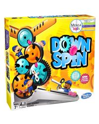 Hasbro Games Downspin, Age 7+