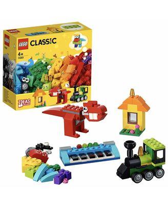Lego Classic Bricks & Ideas Building Blocks, Age 4+