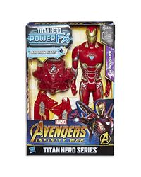 Avengers 12 Inch Titan Hero Power Fx Im Action Figure, Age 4+