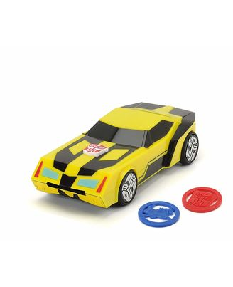Dickie Toys Transformers Mini-Con Deployer Bumblebee