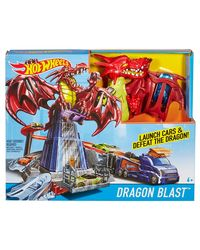Hot Wheels Dragon Blast Playset, Age 4+