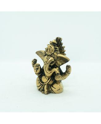 2Inches Crown Ganesha Mini