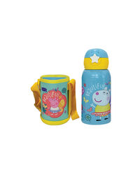 Peppa Pig Steel Inner Water Bottle 520ml