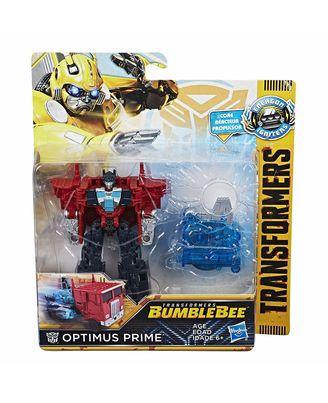 Transformers, Bumblebee Movie Toys, Energon Igniters Power Plus Series Optimus Prime
