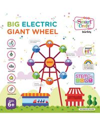 Smartivity Big Electric Giant Wheel Diy Kit, Age 6+