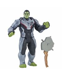 """Avengers 6"""" Movie Deluxe Acyion Figure Assorted, Age 6 To 8 Years"""