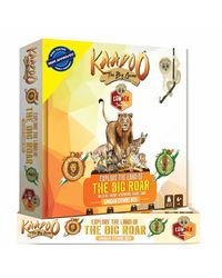 Kaadoo Board Game Combo The Big Roar, Age 6+