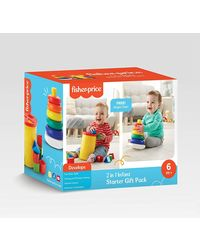 Fisherprice 2-In-1 Infant Starter Giftpack, Age 1 To 3 Years