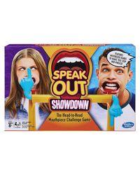 Hasbro Games Speak Out Showdown, Age 8+