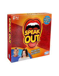 Hasbro Games Speak Out, Age 16+