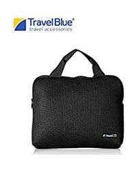 Travel Blue 8.9'-10.2' Laptop Sleeve