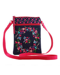 Butterfly Bloom Sling Bag