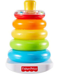 Fisher Price Rock-A-Stack, Age 1 To 3 Years
