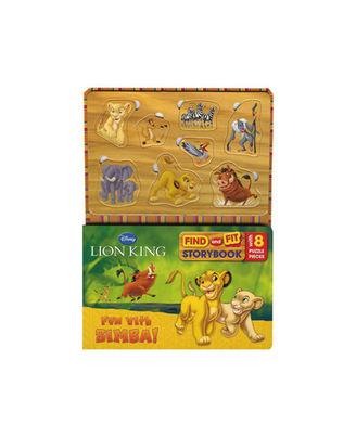Disney The Lion King Fun With Simba, na