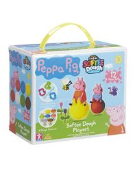 Peppa Pig Softee Dough 2 Pack, Age 3 To 5 Years