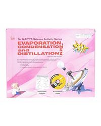 Dr. Mady Evaporation< Condensation & Distillation Kit, Age 8+