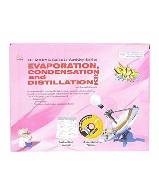 Dr. Mady Evaporation< Condensation & Distillation Kit, Age 8+