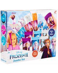 Disney Frozen 2 Slime Jumbo Set, Age 6 To 8 Years