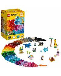 LEGO Bricks and Animals, Age 4+
