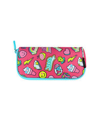 Smily Kiddos| Smily Mini Pencil Pouch (Pink)