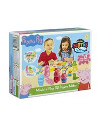 Peppa Pig Softee Dough Small Figure Kit, Age 3 To 5 Years