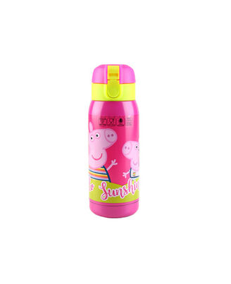 Peppa Pig Steel Inner Water Bottle 350ml