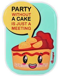 It's Cake Time!, multicoloured