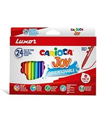 Carioca Joy_ Superwashable Pen 24 Color