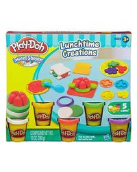 Play Doh Lunchtime Creations, Age 3 To 5 Years