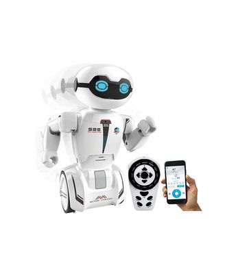 Silverlit Remote Controlled Macrobot, Age 5+