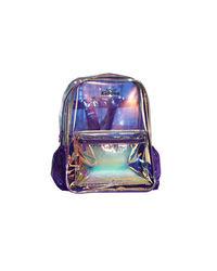 Fancy Translucent Backpack Violet