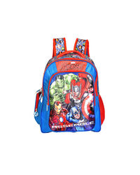 Avengers Assemble Red & Blue Soft Bag 36 cm